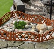 Gard pentru gradina-2,3m-teracota