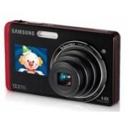 Cámara Digital Samsung ST500, 12.2MP, Zoom óptico 4.6x, Rojo