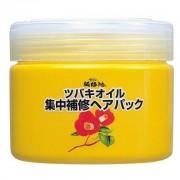 KUROBARA Camellia Oil Concentrated Hair Pack / Интенсивно восстанавливающая маска для повреждённых волос с маслом камелии японской, 300 гр.