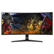 LG 21: 9 Curvada UltraWide de 86,36 cm 34uc89g-b IPS Monitor Gaming con G-Sync