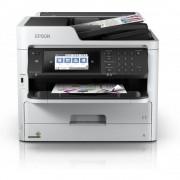 Multifunctional inkjet color Epson WF-5790DWF, dimensiune A4 (Printare, Copiere, Scanare, Fax), duplex, viteza 34ppm alb-negru, 34ppm color,