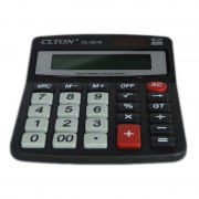Calculator electronic CLTON CL-3216, buton GT