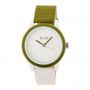 Crayo Pleasant Quartz Watch - Olive/White CRACR3904