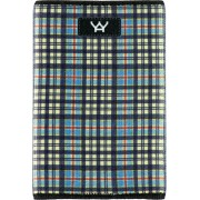 YaYwallet Classic Plaid Wallet 1138