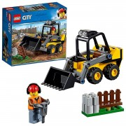 Lego City 60219 fantastiska fordon konstruktion Loader byggnad som ...