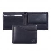 Zoom Wallet Lage Billfold RFID Blauw