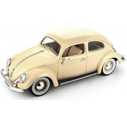 Bburago 1:18 VW Kafer Beetle (1955), Beige