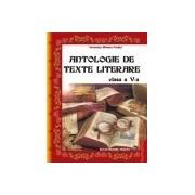 Antologie de texte literare Clasa a V-a.