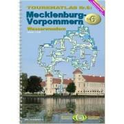 Erhard Jübermann - Touren-Atlas Wasserwandern: Touren-Atlas Wasserwandern 6. Mecklenburg-Vorpommern 1 : 75 000: TA6 - Preis vom 11.08.2020 04:46:55 h