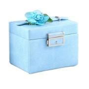 Cutie de Bijuterii Blue Dusty by Friedrich Made in Germany