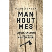 Barn the Spoon Man, hout, mes - Barnaby Carder