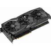 Видеокарта ASUS ROG Strix GeForce RTX 2070 Super Advanced 1635Mhz PCI-E 3.0 8192Mb 14000Mhz 256 bit USB-C 2xDP 2xHDMI HDCP ROG-STRIX-RTX2070S-A8G-GAMING