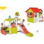 Smoby set centru de joacă Fun Center şi căsuţă My House 310059-6