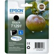 Cartridge Epson T1291 black, BX305F, BX305FW, BX320FW, BX525WD, BX625FWD 385 str