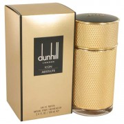 Dunhill Icon Absolute Eau De Parfum Spray 3.4 oz / 100.55 mL Men's Fragrance 533547