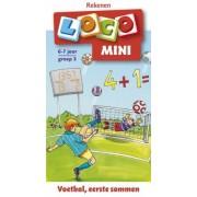 Loco Mini Loco - Voetbal Eerste Sommen (6-7 jaar)