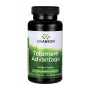 Telomere Advantage Cellular Longevity Formula 60 Kapsułek Swanson