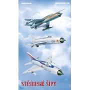 Eduard Stríbrné šípy (Silver Arrows) MIG 21 limited edition 1:48
