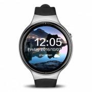 I4 Pro Bluetooth Android 5.1 MTK6580 reloj inteligente con Wi-Fi? GPS? ROM de 2 GB de RAM 16GB - Gris plata + negro