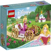 Lego Disney Princess (43173). La carrozza reale di Aurora