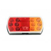 Lampa stop cu led ARTL030 5 functii (16x8)