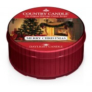 Country Candle Merry Christmas Daylight 42 g