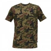 Koszulka dziecięca militarna WZ93 kamuflaż polski,
