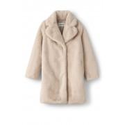 ランズエンド LANDS' END ガールズ・ファー・コート【キッズ・子供服・女の子】(ブラッシュピンク)