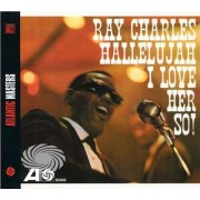 Video Delta Charles,Ray - Hallelujah I Love Her So - CD