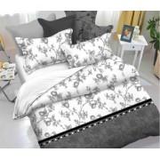 Lenjerie de pat dublu din microfibră Evia Home PLC010/78