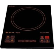 Bajaj Touch Pro Induction Cooktop(Black, Touch Panel)
