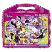 Clementoni Minnie Club House Cubes Puzzle (12 Piece)
