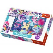 Puzzle clasic copii - Sa inceapa petrecerea My Little Pony 30 piese