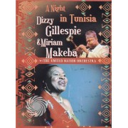 Video Delta Dizzy Gillespie & Miriam Makeba with the United Nation Orchestra - A night in Tunisia - DVD