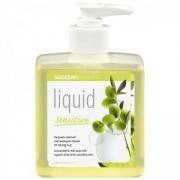 Săpun lichid si gel de dus bio Bio Sensitiv - 300ml +30 ml cadou Sodasan