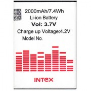 Intex Aqua Joy Li Ion Polymer Replacement Battery BR1483A by Snaptic