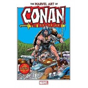 The Marvel Art of Conan the Barbarian, Hardcover/Various Artists