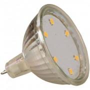 Luxform Reflector lampje led softtone mr16 1,1W