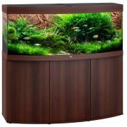 Acuario con armario Juwel Vision 450 (450 litros) - Marrón oscuro