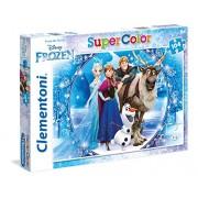 """Clementoni """"Frozen - Do Your Own Magic"""" Puzzle (104 Piece)"""