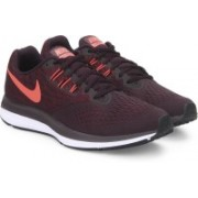 Nike ZOOM WINFLO 4 Running Shoes For Men(Purple)