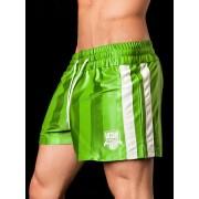 Barcode Berlin Mesut Shorts Green/White 91029-601