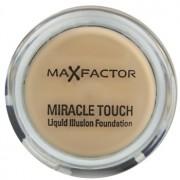 Max Factor Miracle Touch фон дьо тен за всички типове кожа на лицето цвят 40 Creamy Ivory 11,5 гр.