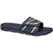 Fila Blauwe fila slipper