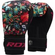 Ženske boksačke rukavice RDX FL3 Floral
