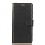 Sony Xperia 1 / Xperia XZ4 (калъф кожен) 'Litchi'