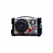 Parlante Portátil Kazz DS08-Multicolor