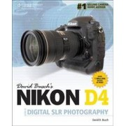 Cengage Learning Ptr David Busch's Compact Field Guide for the Nikon D4/D4S