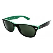 Lunettes de soleil RB2132 New Wayfarer Color Mix 6013