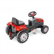 Tractor cu pedale pentru copii Active Red